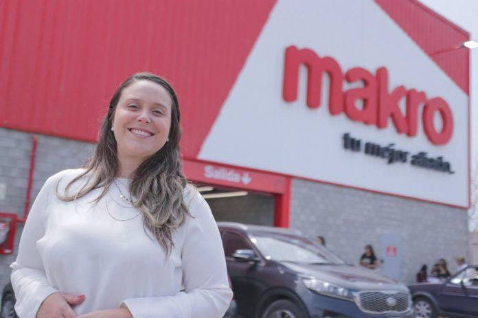 Fernanda Lopes, directora de marketing de Makro Peru