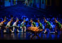 Gala de Navidad en el Gran Teatro Nacional
