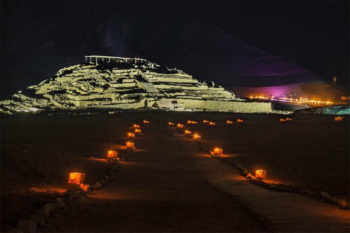 Piramide Caral