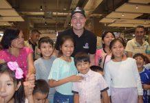 La Victoria: Fueron 100 los niños inscritos en la OMAPED que participaron en la función benéfica.