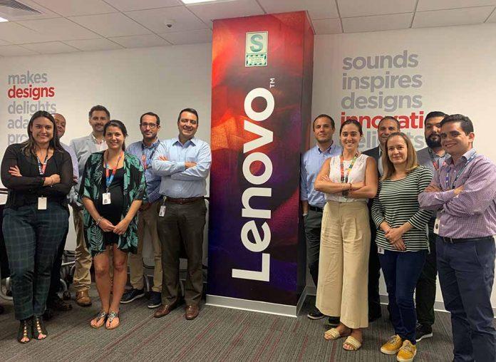 Lenovo Perú - Equipo Ecommerce