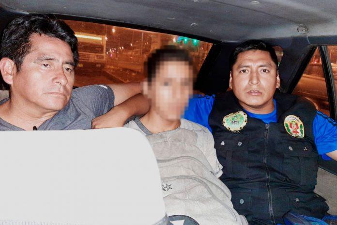 Presunto asesino fue capturado en La Victoria