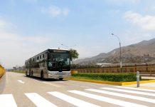 Bus del Metropolitano