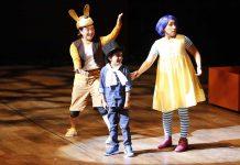 Sisi y su primer circo