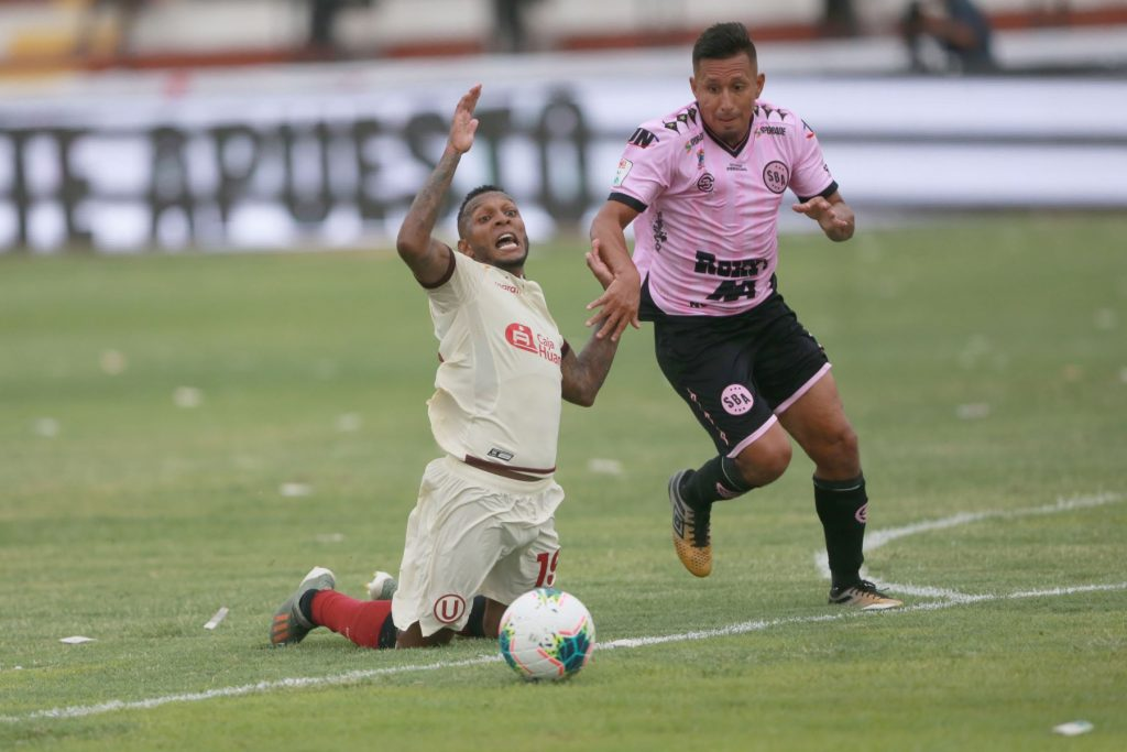 Liga 1 / Foto: Andina