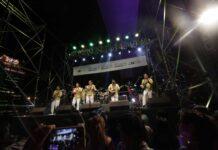 Los Mirlos en concierto