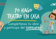 """Concurso """"Yo hago teatro en casa"""""""