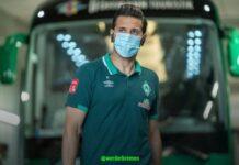 Werder Bremen: Claudio Pizarro