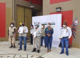 Alejandro Neyra formó parte de la comitiva liderada por el presidente del Consejo de Ministros, Vicente Zeballos, que viajó a Madre de Dios.