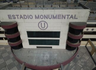 Estadio Monumental de Ate / Foto: Andina
