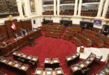 Congreso en cuarentena