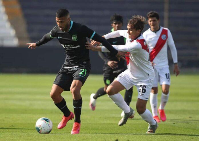 Alianza Lima vs. Deportivo Municipal