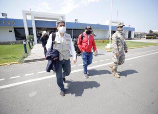 Ministro de Cultura viaja a Loreto para verificar situación en el distrito de Puinahua