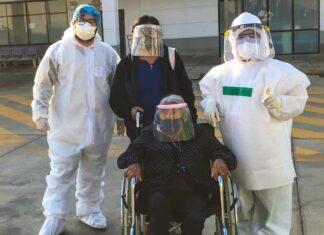 La paciente es parte del grupo de mayor riesgo ante esta enfermedad; sin embargo, a pesar de las adversidades, salió de alta y pudo reunirse nuevamente con su familia.