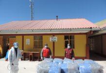 En el marco de la Operación Abrigo, subprefecturas distribuirán prendas para proteger a población vulnerable en zonas alejadas de la región.
