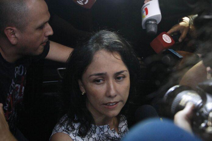 Nadine Heredia / Foto: Andina