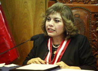 Zoraida Ávalos - Fiscal de la Nación