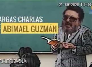 Terrorista Abimael Guzmán