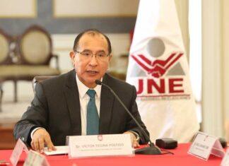 Dr. Victor Ticona