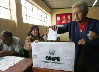 Elecciones Generales 2021.