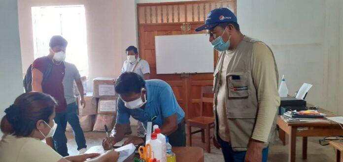 Distribución se realiza tras coordinación realizada entre el Viceministerio de Interculturalidad y la Confederación de Nacionalidades Amazónicas del Perú (CONAP).