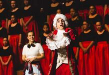 "Gran Teatro Nacional: ""Allegro"""