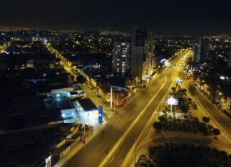Toque de queda - Foto: Jhonel Rodríguez Robles