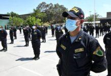 Policía Nacional del Perú / Foto: Andina