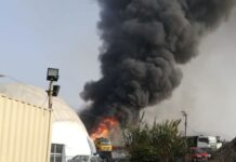 Incendio SJL - @cgbvpoficial