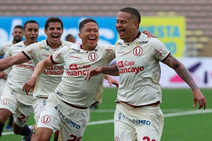 Universitario vs. Atlético Grau