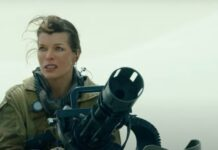 Monster Hunter con Milla Jovovich