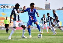 Alianza Lima vs. Manucci