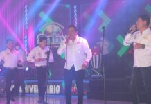 Concierto virtual en El Huaralino