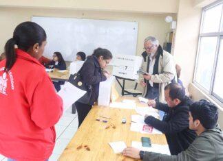 Elecciones internas en partidos políticos