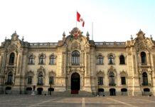 Palacio de Gobierno / Foto: Andina