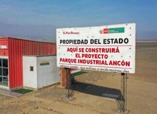 Parque Industrial de Ancón