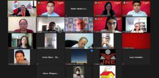 Entre los acuerdos figuran: priorizar el uso de plataformas virtuales en las campañas y evitar el empleo de bots, trolls o cuentas falsas