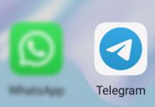 Telegram vs. WhatApp