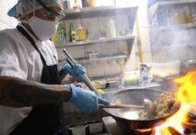Reactivación del sector gastronómico
