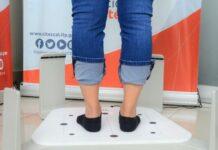 Estudio morfológico del pie