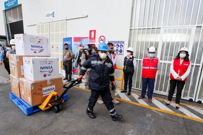 Vacuna - Perú