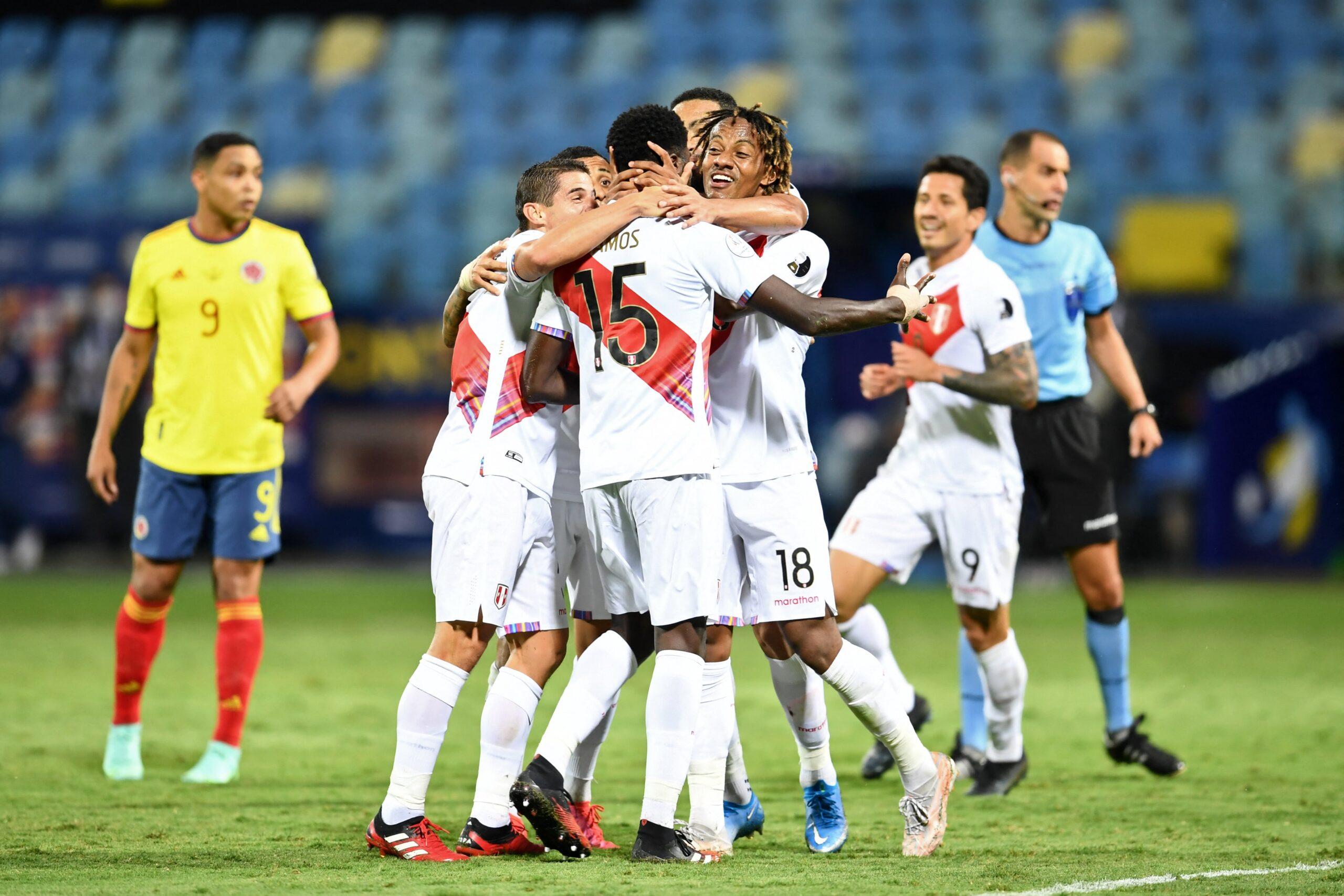 Selección Peruana de Fútbol/ Foto: Copa América
