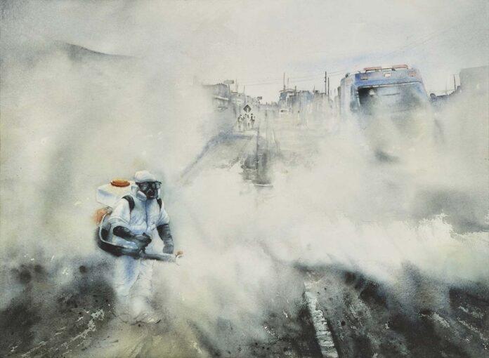 Concurso de Acuarela 'Paisaje Peruano'. Premio John Constable