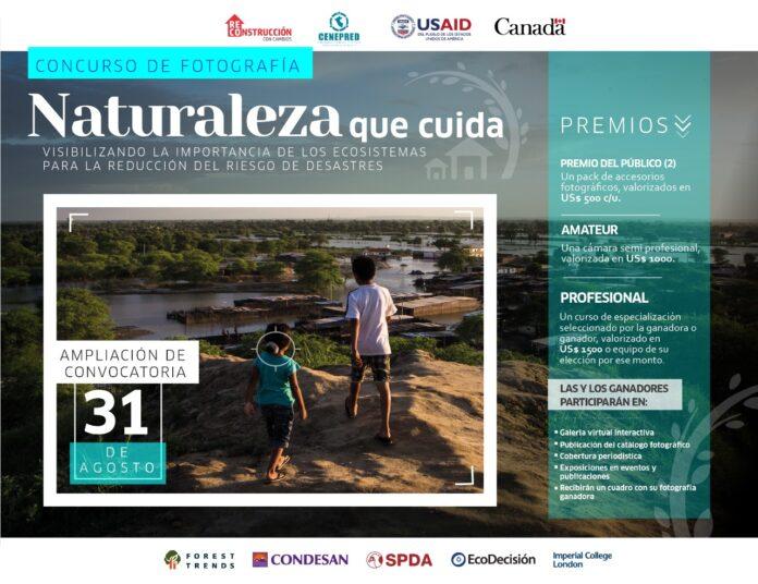 #NaturalezaQueCuida #ConcursoDeFotografía