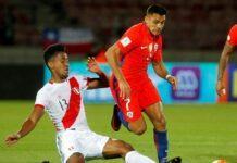 Perú vs Chile - Octubre 2021