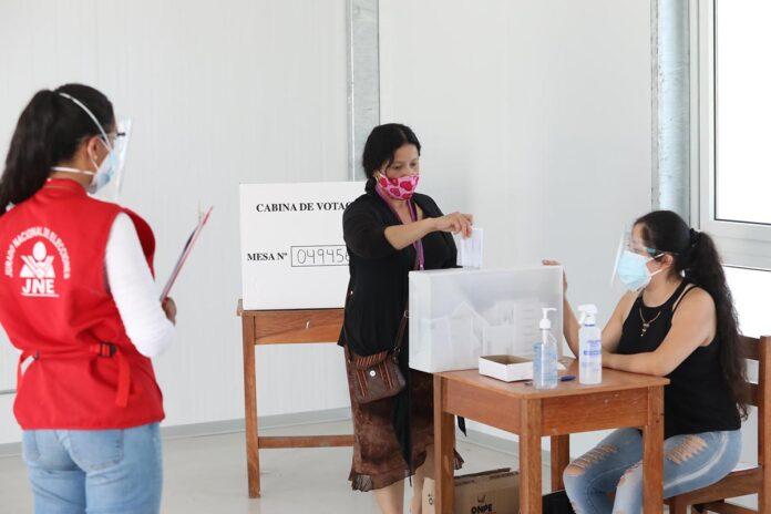 El próximo 10 de octubre deberán acudir a las urnas 1 353 electores de este distrito huancavelicano para decidir el futuro de sus autoridades