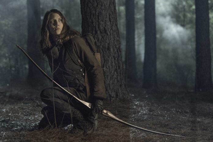 Lauren Cohan as Maggie Greene - The Walking Dead _