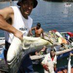 Pesca artesanal en Perú